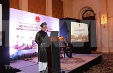 Vietnam y la India estudian oportunidades para impulsar cooperación en turismo