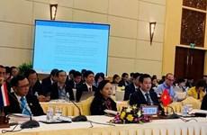 Participa Vietnam en la reunión de ministros de Salud de ASEAN en Camboya
