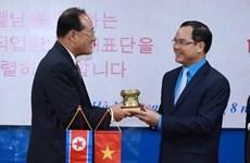 Proyectan Vietnam y Corea del Norte fomentar cooperación en actividades sindicales