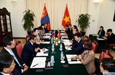 Vietnam y Mongolia realizan octava consulta política