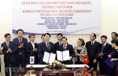 Vietnam y Corea del Sur refuerzan colaboración en bienestar social