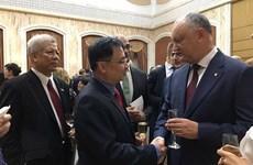 Fortalecen relaciones Vietnam y Moldavia
