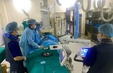 Expertos vietnamitas y extranjeros intercambian experiencias sobre tratamiento de cáncer