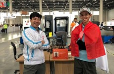 Logra Vietnam excelentes  resultados en WorldSkills 2019