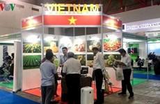 Participa Vietnam en Exposición Internacional de Maquinarias y Equipos Agrícolas de Indonesia