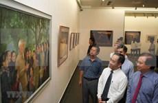 Inauguran exposición sobre el Presidente Ho Chi Minh