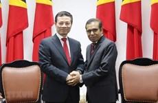 Promueven Vietnam y Timor Oriental ampliación de sus relaciones multifacéticas