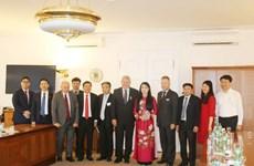Promueven inversiones checas en provincia vietnamita de Vinh Phuc