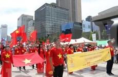 Celebran en Corea del Sur Festival de Cultura de Vietnam