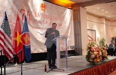 Celebran Día Nacional de Vietnam en Estados Unidos y Canadá