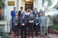 Delegación del Partido Comunista de Vietnam concluye visita de trabajo a Reino Unido