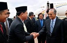 Primer ministro de Malasia realiza visita oficial a Camboya