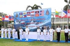 Participa Vietnam en ejercicio marítimo ASEAN- Estados Unidos en Tailandia