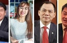 Siete empresas vietnamitas se ubican en lista de las 200 mejores publicada por Forbes Asia