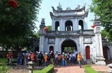 Recibe Hanoi más de 270 mil visitantes durante las vacaciones del Día Nacional