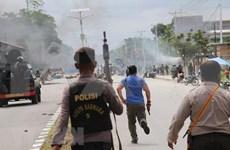 Investiga Indonesia presunta intervención extranjera en protestas violentas en Papúa