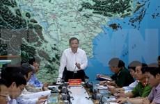 Urgen en Vietnam a tomar medidas para actuar ante fenómenos naturales de la actual temporada