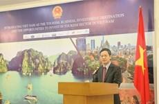 Promueven en Indonesia a Vietnam como destino turístico y de inversiones