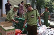 Fortalece provincia vietnamita de Bac Giang control del mercado