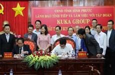 Invierte corporación china Kuka Home 50 millones de dólares en provincia vietnamita
