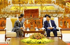 Reafirma Hanoi disposición de respaldar a inversores indios
