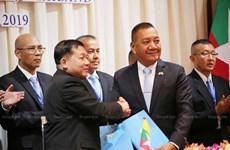Intensifican Tailandia y Myanmar cooperación transfronteriza