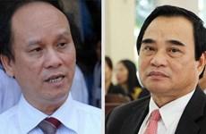 Proponen proceso legal contra exdirigentes vietnamitas involucrados en caso de corrupción
