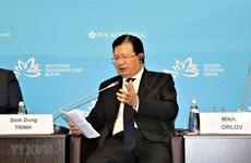 Vietnam dispuesto a ser puente de enlace entre ASEAN y UEE, afirma su viceprimer ministro