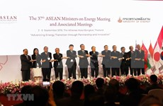 Inauguran XXXVII Conferencia de Energía de la ASEAN