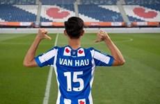 Futbolista vietnamita jugará para SC Heerenveen en Liga Holandesa