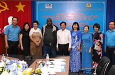 Acogerá Vietnam el Congreso de la Federación Sindical Mundial en 2021