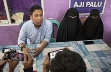 Captura Indonesia a tres presuntos terroristas islámicos