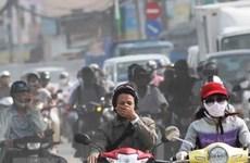 Llaman en Vietnam a reducir uso de vehículos personales para combatir contaminación ambiental