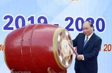 Desea primer ministro de Vietnam  feliz comienzo del año escolar 2019-2020