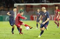 Empatan Vietnam y Tailandia en partido inicial de la eliminatoria asiática de Copa Mundial