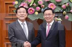 Estimula Vietnam inversiones sudcoreanas en parques industriales