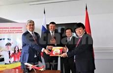 Firman acuerdo de cooperación entre aerolínea vietnamita Vietjet y aeropuerto ruso