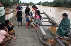 Vietnam expresa solidaridad con Laos ante pérdidas provocadas por las inundaciones