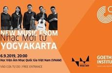 Interpretarán artistas indonesios música contemporánea en Hanoi