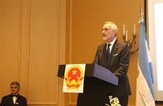Celebran aniversario 74 del Día Nacional de Vietnam en Argentina