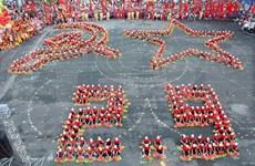Siguen llegando mensajes de felicitaciones por Día Nacional de Vietnam