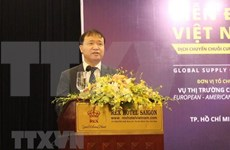 Destacan grandes potencialidades de cooperación comercial entre Vietnam y EE.UU.