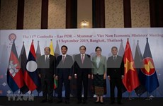 Vietnam participa en conferencia ministerial de economía CLMV en Bangkok