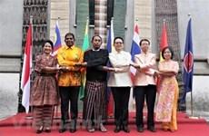 Celebran en Italia Día de la Familia de ASEAN