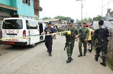 Realizan en Filipinas ataque suicida contra cuartel militar