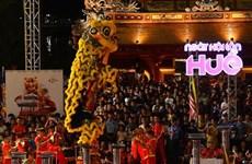 Clausuran Festival Internacional de Danzas del León en Vietnam