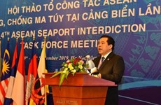 Países de la ASEAN patentizan en Vietnam compromiso de reforzar lucha contra drogas