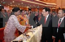 Destaca vicepremier de Vietnam potencialidades de cooperación con Oriente Medio y África