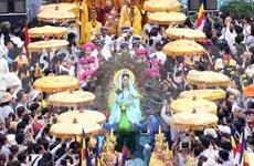 Expertos internacionales debaten en Vietnam veneración a diosas en Asia