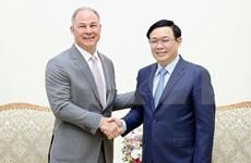Aplaude vicepremier de Vietnam inversiones de empresa energética estadounidense